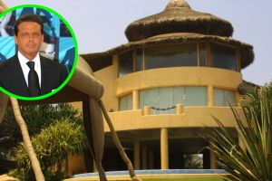 Revelan la verdadera razón por la que Luis Miguel se deshizo de su mansión de Acapulco