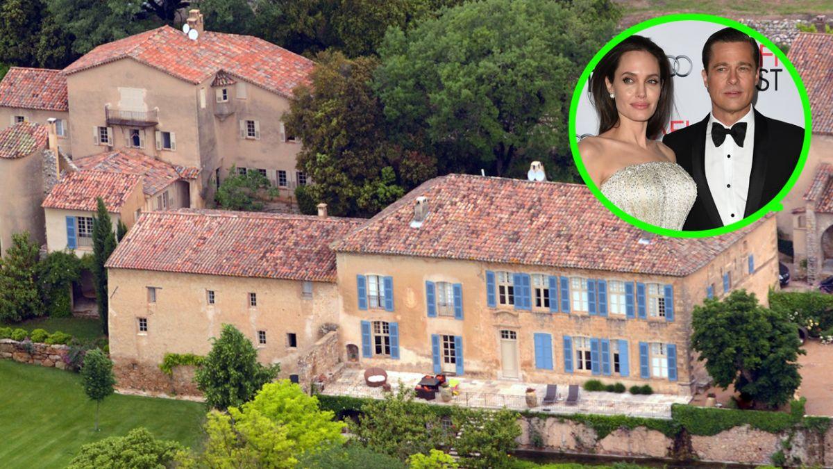Brad Pitt y Angelina Jolie ahora pelean por su antiguo castillo en Francia.