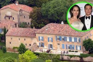 Así es el castillo francés que causó la nueva y desgastante pelea entre Brad Pitt y Angelina Jolie
