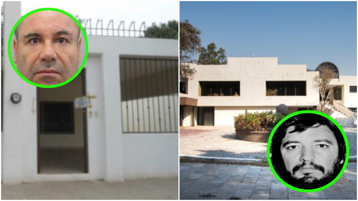 El Gobierno de México rifará dos casas de  dos temidos narcos: 'El Chapo' y 'El Señor de los Cielos'.