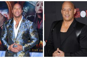 Dwayne Johnson vuelve a ridiculizar a su ex compañero Vin Diesel