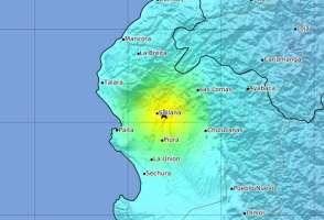 Un terremoto de magnitud 6.1 sacudió a Perú y causó lesionados