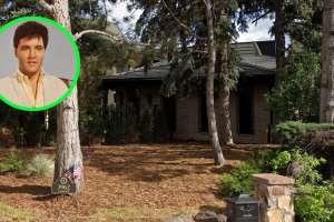 Venden en $5.2 millones la mansión de estilo japonés que enamoró a Elvis Presley