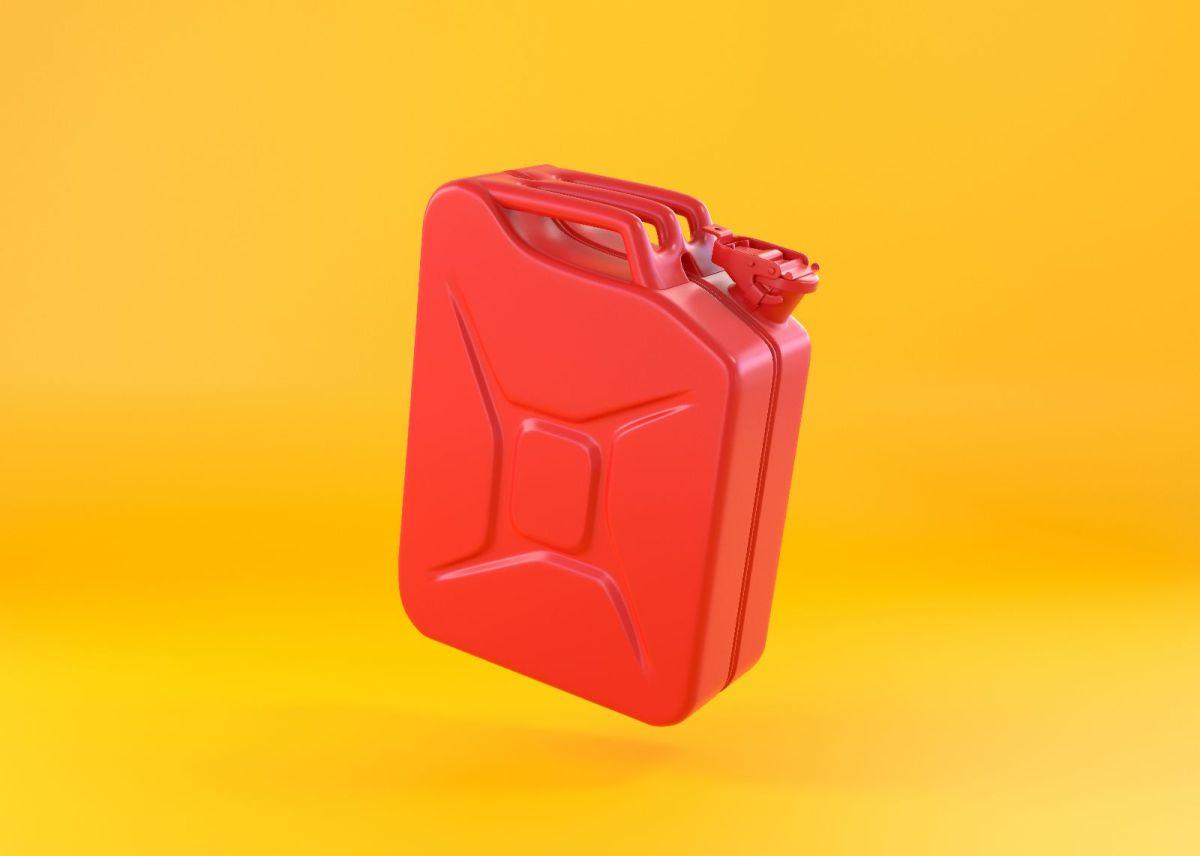 Paso a paso: cómo almacenar gasolina de forma segura