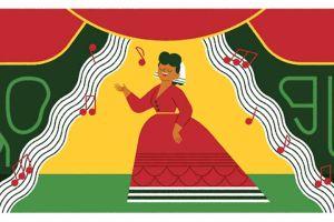 ¿Quién fue Ángela Peralta, la cantante a la que Google dedica su Doodle este 6 de julio?