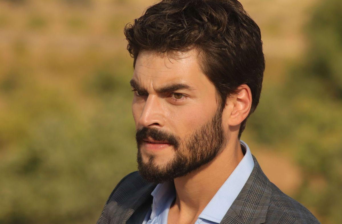 Akin Akinözü es Miran en 'Hercai: Amor y Venganza'.