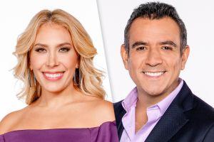 Héctor Sandarti regresa a Telemundo como presentador de 'La Casa de los Famosos'