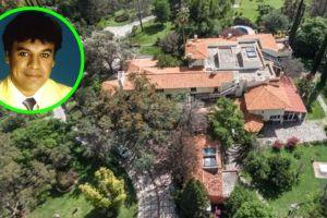 Conoce Los Gabrieles, el rancho secreto de Juan Gabriel que venden en $1.8 millones