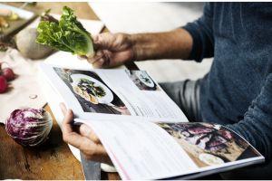 5 libros de recetas y dietas que te ayudarán a complementar tu plan de alimentación y perder peso