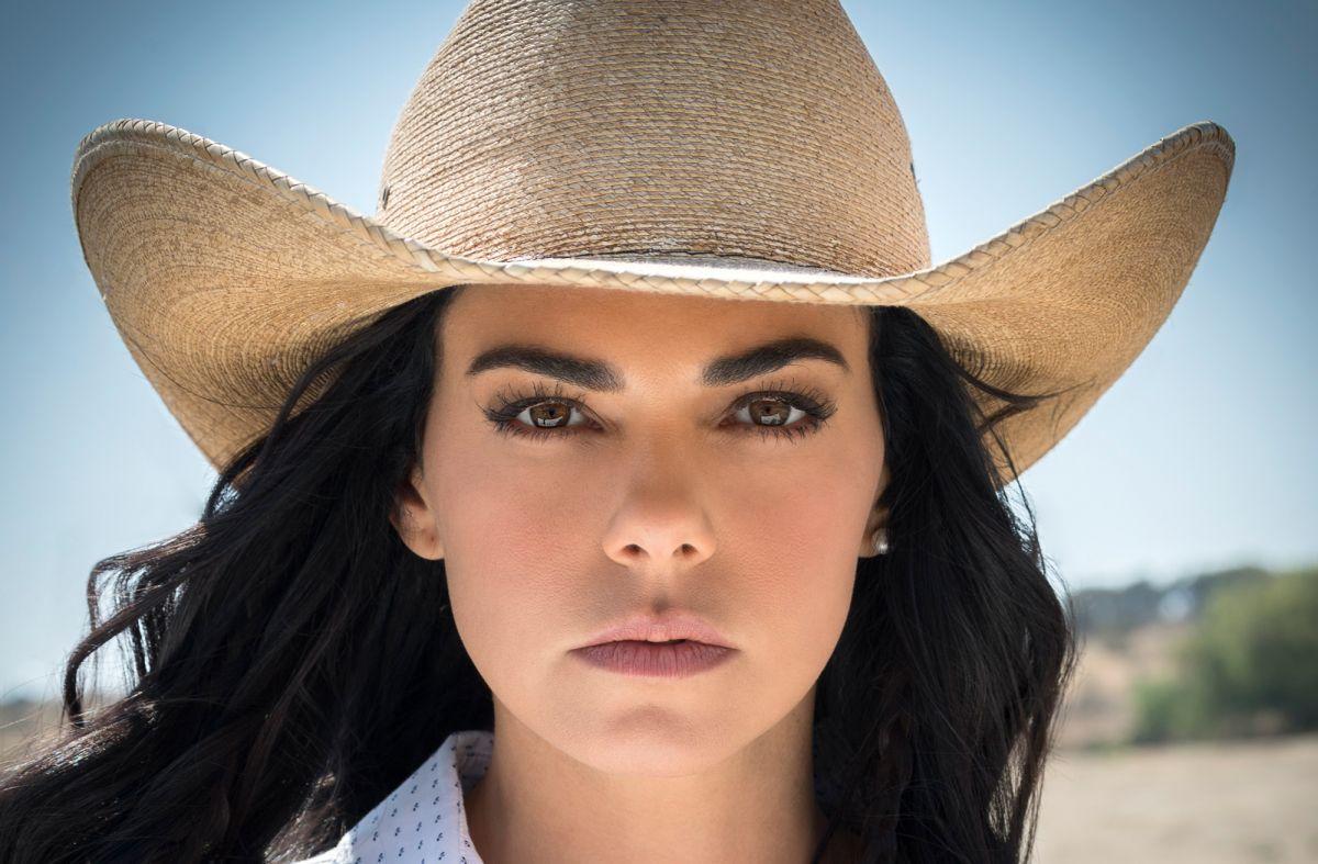 Livia Brito es la protagonista de 'La Desalmada'.