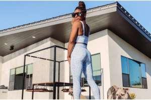 Así es la increíble mansión de Simone Biles, la gimnasta que buscará arrasar en Tokio 2020