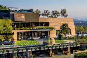 Conoce por dentro la mansión de los $83 millones, la más cara del oeste de Los Ángeles