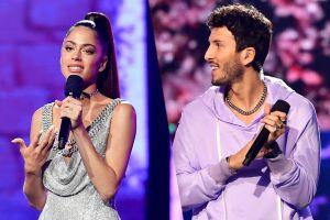 Premios Juventud 2021: El momento incómodo que puso a Sebastián Yatra 'nerviosito' después de Tini Stoessel