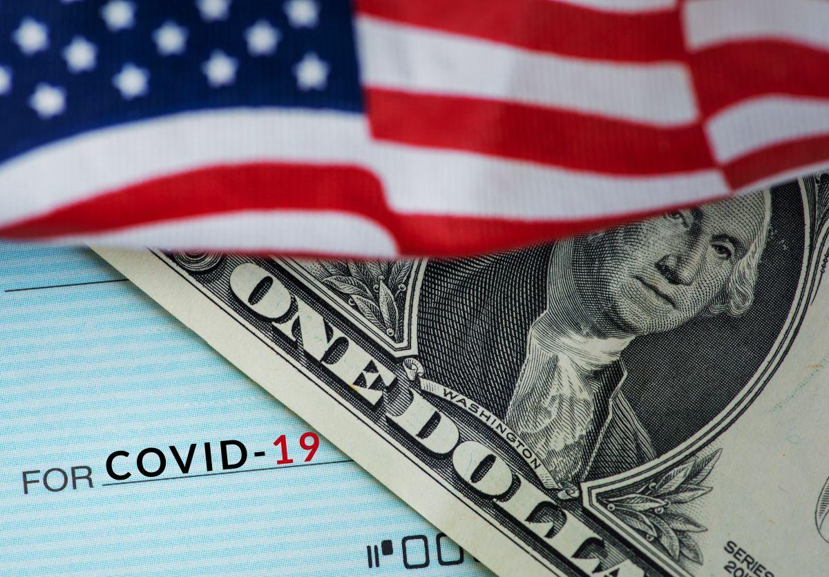 El IRS programó los primeros cheques de estímulo de la tercera ronda el 12 de marzo pasado.