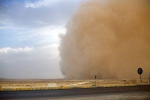 7 muertos por masiva tormenta de arena que provocó choque en cadena en Utah
