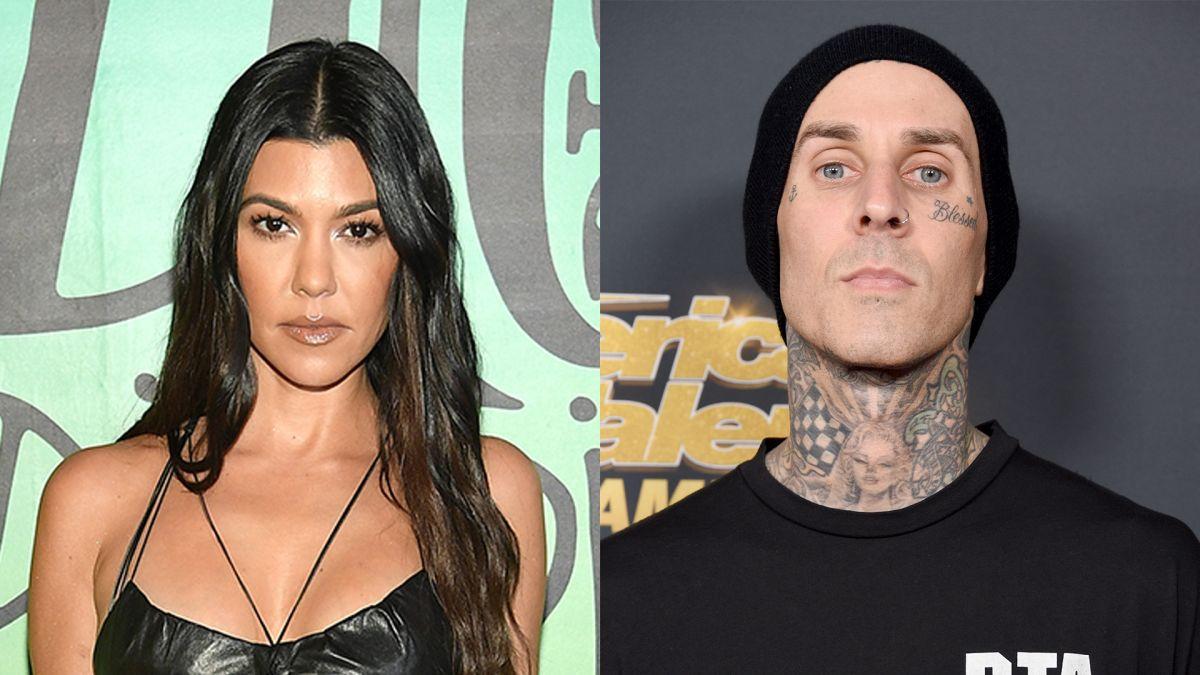 Kourtney Kardashian y Travis Barker dieron a conocer su relación a principios de 2021.