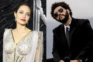 Angelina Jolie y The Weeknd cenaron juntos y crecen los rumores de un romance