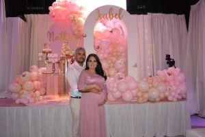 """Yadira Rodríguez de """"Suelta la Sopa"""" celebra un Baby Shower de ensueño"""