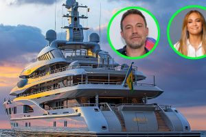 Conoce la mansión flotante de $130 millones en la que JLo y Ben Affleck pasean su amor