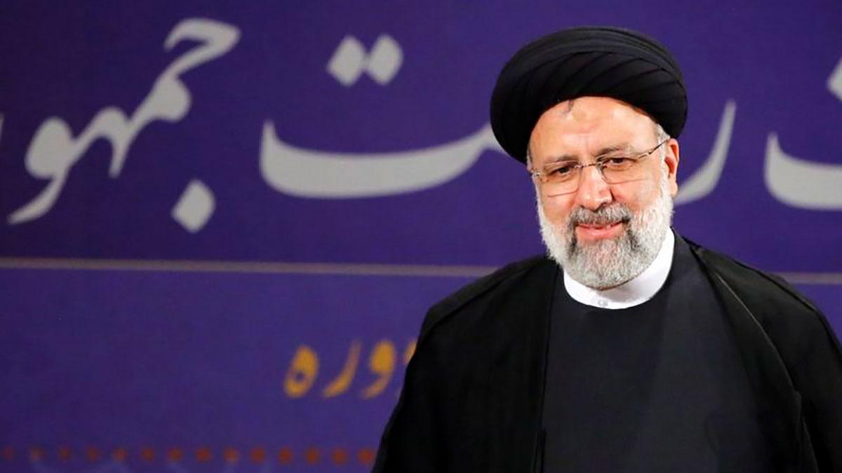 Ebrahim Raisi es un clérigo de línea dura que mantiene estrechos vínculos con el ayatolá Alí Jamenei.