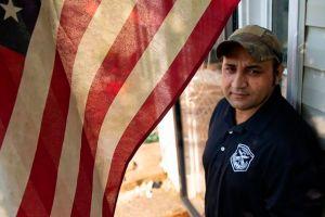 """""""Fui traductor para los estadounidenses en Afganistán, me quedé sin techo pero al menos estoy vivo"""""""