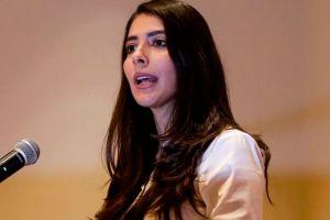 Denuncian el arresto en Nicaragua de Berenice Quezada, la candidata a vicepresidenta en las elecciones de noviembre
