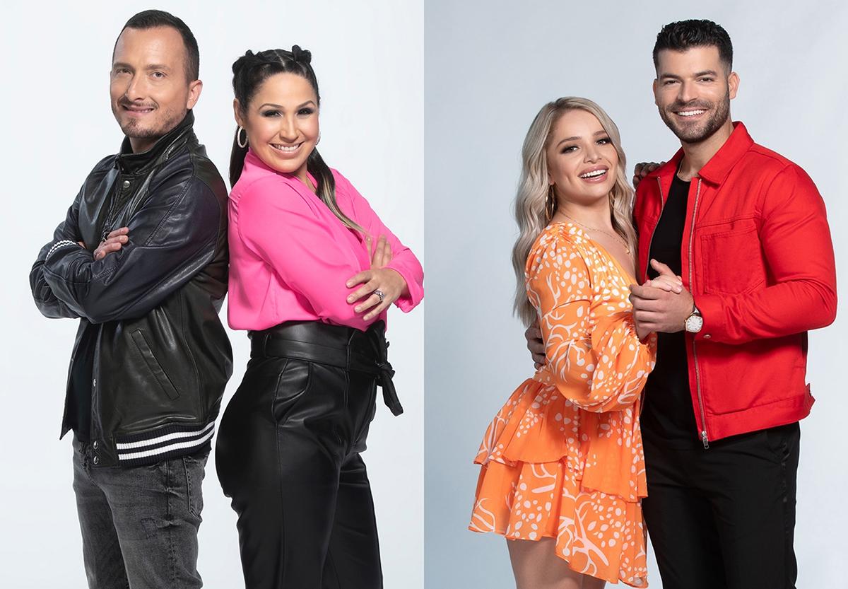 Más parejas en 'Así se Baila'