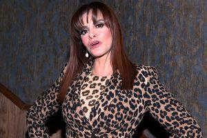 "Lucía Méndez le responde a maquillista que la tachó de grosera: ""Sus cinco minutos de fama"""