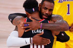 Los Ángeles une a los mejores amigos: Carmelo Anthony jugará junto a LeBron James en los Lakers