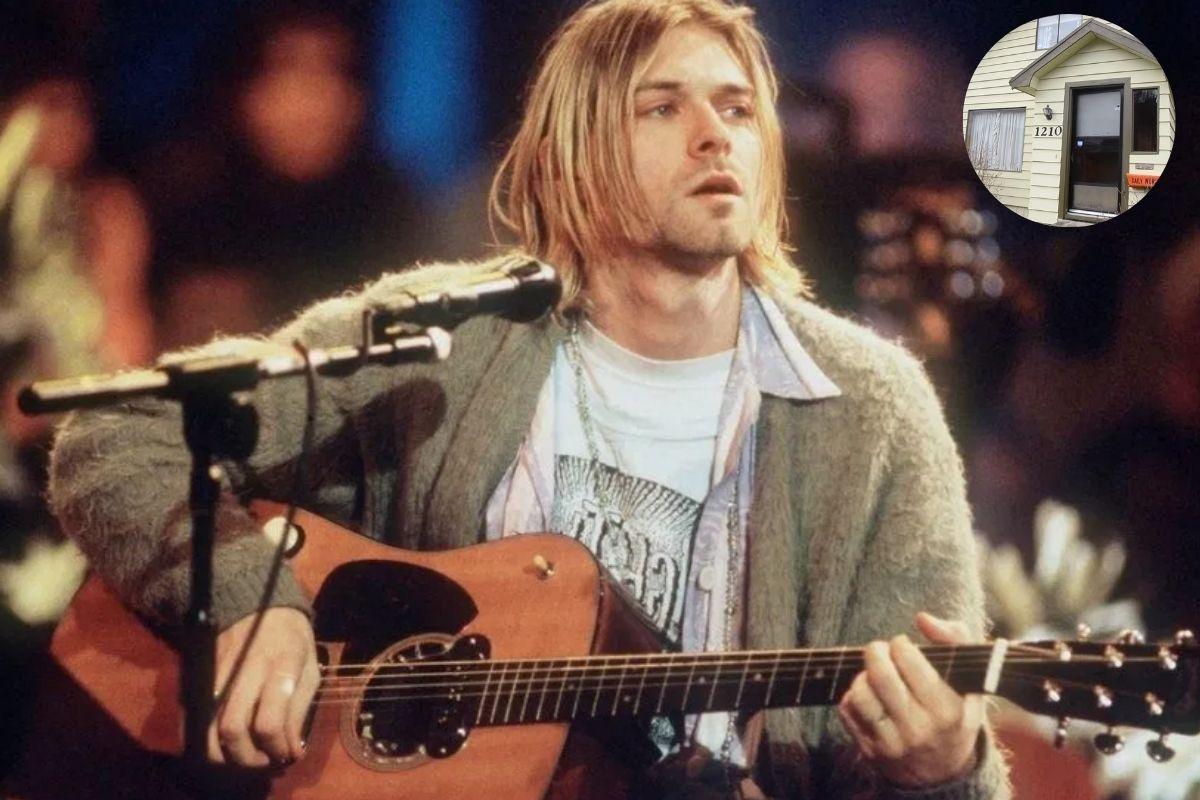 Seguidores del cantante ofrecerán artículos de su colección para ser expuestas en el hogar Kurt Cobain.