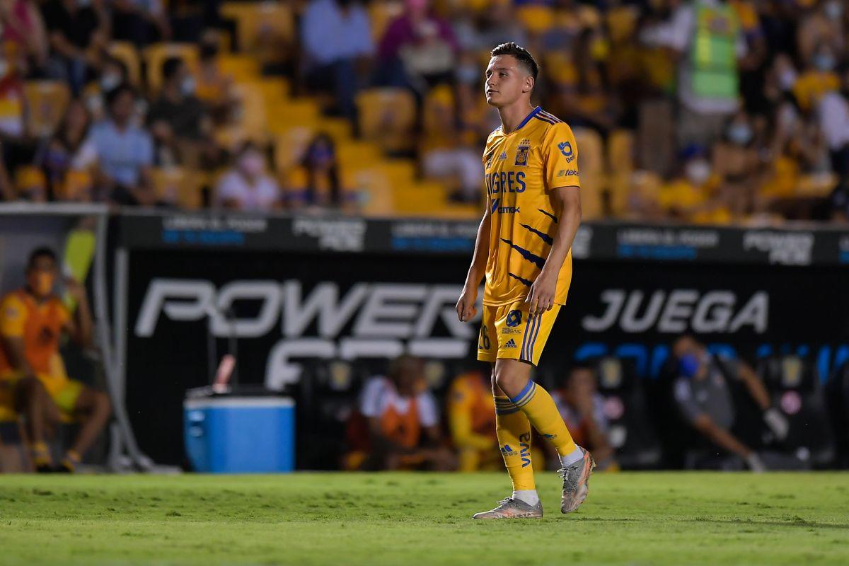 Thauvin pidió disculpas a la afición de Tigres.
