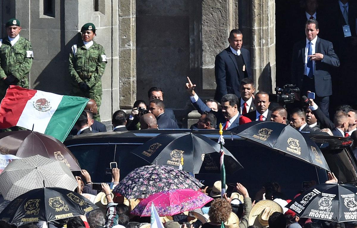 México será sede de la reunión entre Nicolás Maduro y opositores al gobierno de Venezuela.