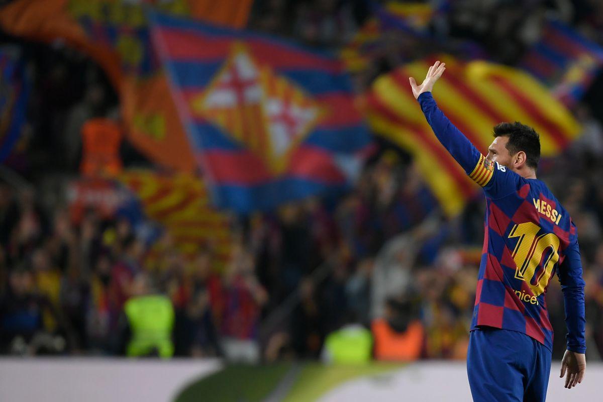 Joan Laporta argumentó que la permanencia de Messi generaría inestabilidad económica en el club.