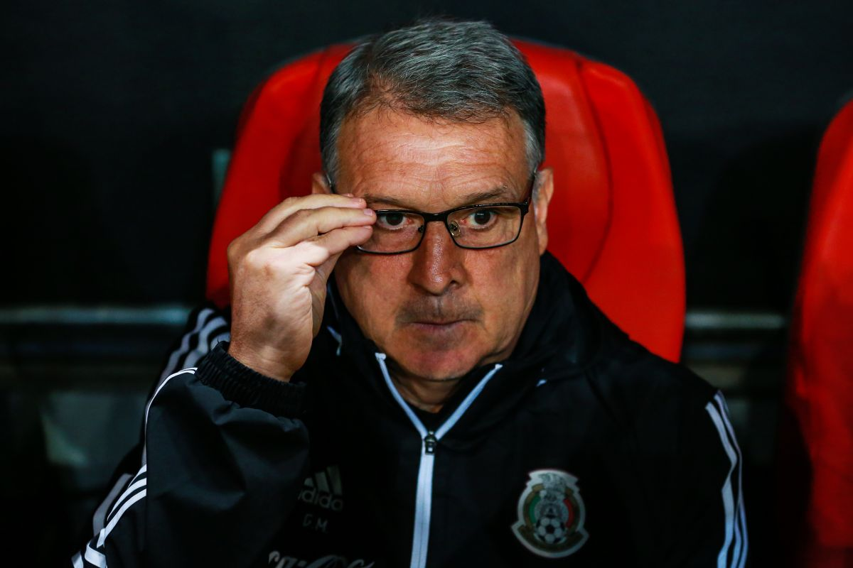 """The """"Tata"""" nightmare: the United States ends Mexico's supremacy in Concacaf"""