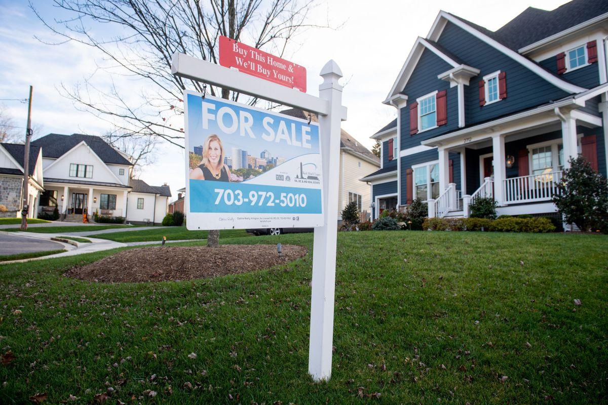 Los precios de la vivienda se están disparando desde hace algunos meses por todo el país.