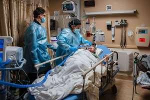 Hospitalizaciones vuelven a niveles de invierno en EE.UU. por la variante Delta