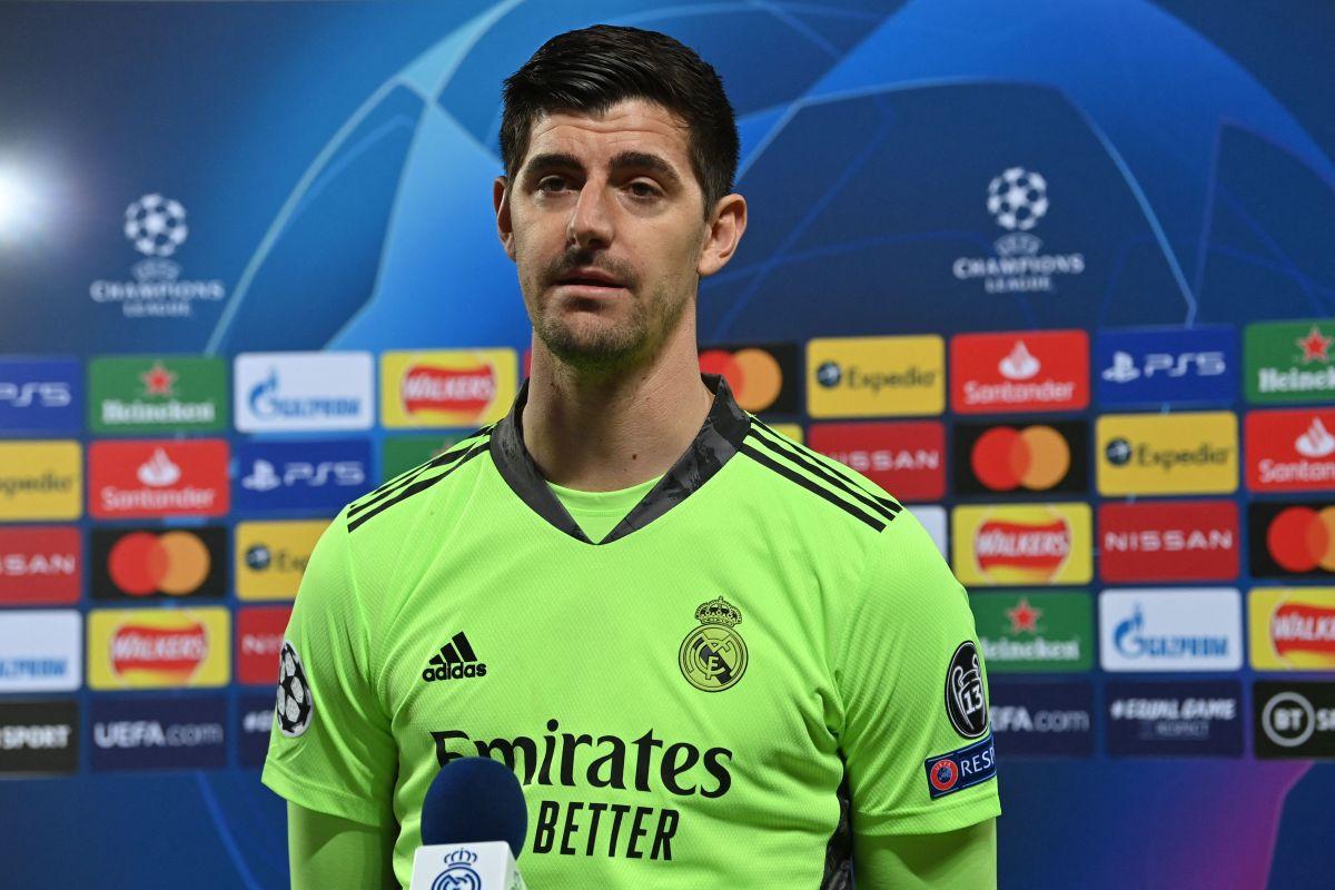 El guardameta lleva tres años defendiendo los colores del Real Madrid.