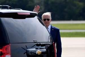 Joe Biden quiere que para el año 2030 el 50% de los vehículos nuevos en EE.UU. sean eléctricos
