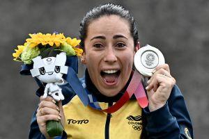 """Atleta colombiana pidió comprensión: """"Somos humanos, no robots"""""""