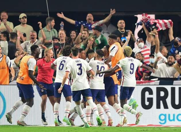 México sufre vergonzosa derrota en la Copa Oro ante un 'Team USA' sin estrellas