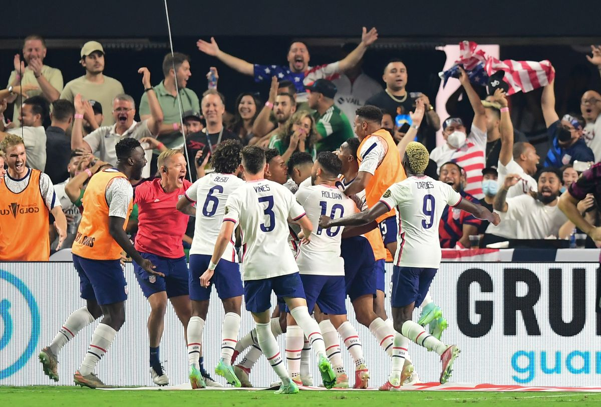 Shameful: Mexico lost Gold Cup title to starless United States