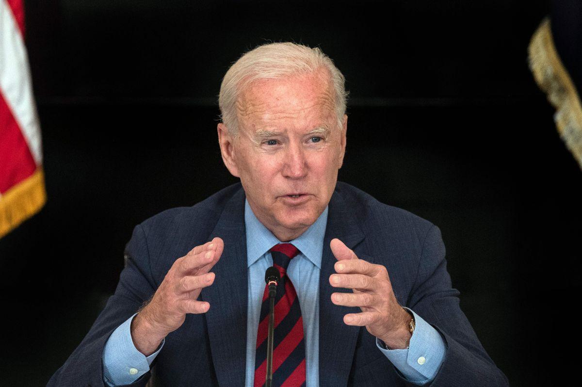 Biden se reunión con líderes de la comunidad latina en la Casa Blanca.