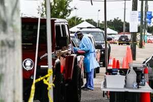 Las hospitalizaciones por Covid-19 de Florida rompen nuevo récord mientras DeSantis minimiza la amenaza