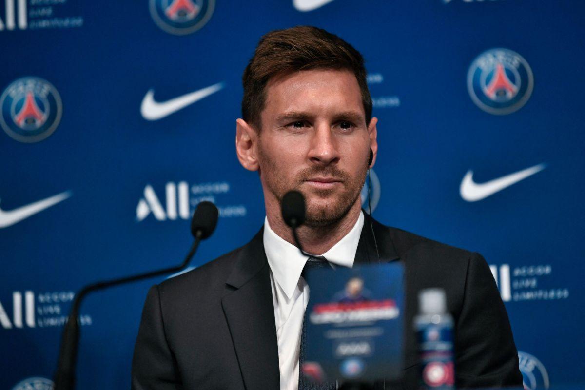 Messi estaría por alcanzar el estándar físico requerido por el técnico Mauricio Pchettino.