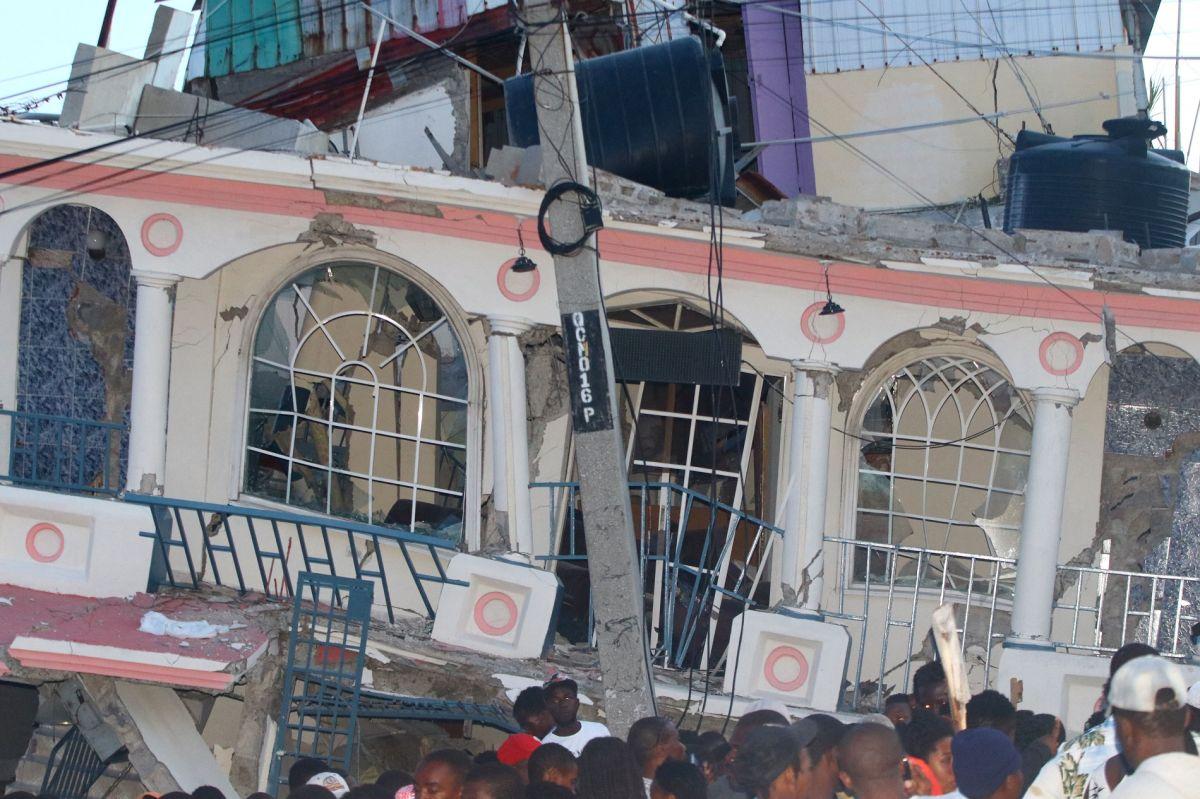La cifra de muertos en Haití podría aumentar considerablemente.