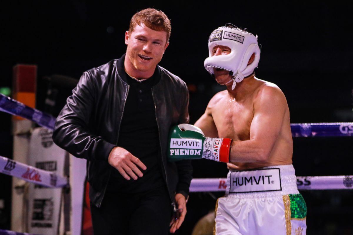 Canelo Álvarez no podrá pelear en septiembre, mes patrio en México.