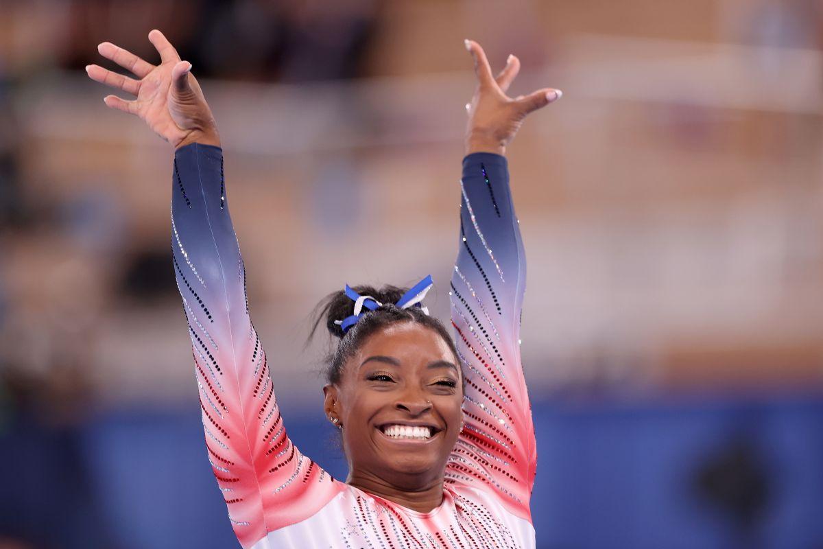 Esta es la séptima medalla olímpica que suma la gimnasta norteamericana.