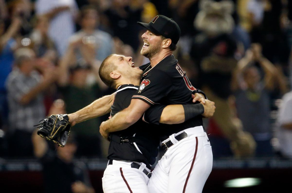 Tyler Gilbert, from electrician to throwing a no-hitter, no-run game in the majors in the eyes of a proud father
