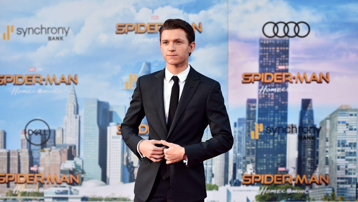 """Tom Holland podría decirle adiós al icónico personaje tras la tercera entrega de """"Spider-Man""""."""