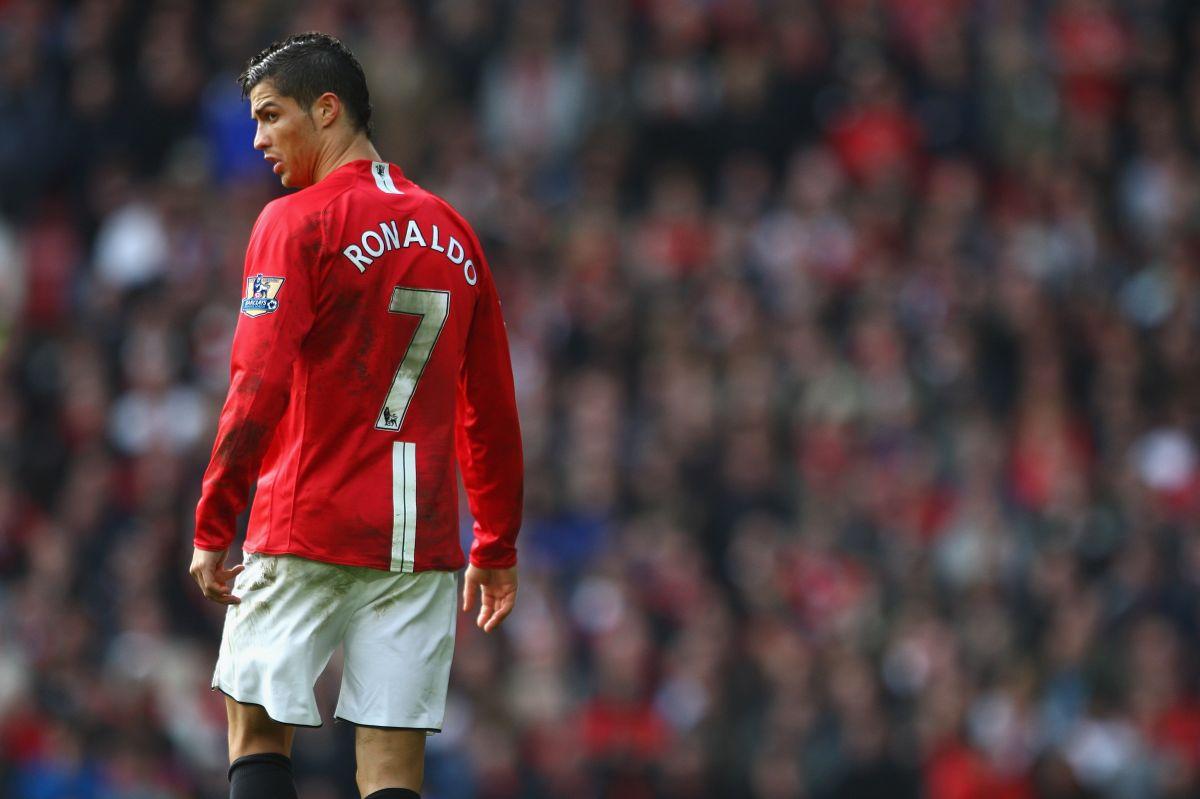Cristiano Ronaldo marcó 118 goles en el club, durante la era de Alex Ferguson.